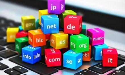 Registros de dominio web y vida útil de un dominio