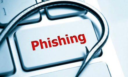 Phishing conocido como suplantación de identidad
