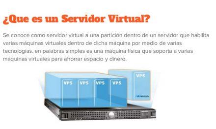 ¿Que es un servidor virtual?