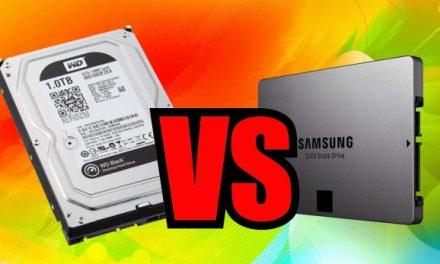 Diferencias entre un disco rígido HD y uno SSD?