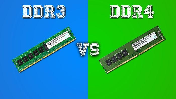 Diferencias entre Memorias DDR3 y DDR4